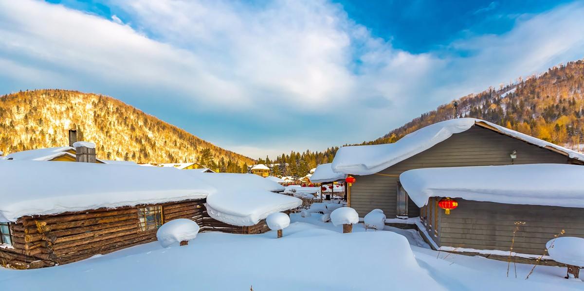 雪乡的雪虽然迷人 但来之不易 成本很高 还是看看照片吧_图1-25