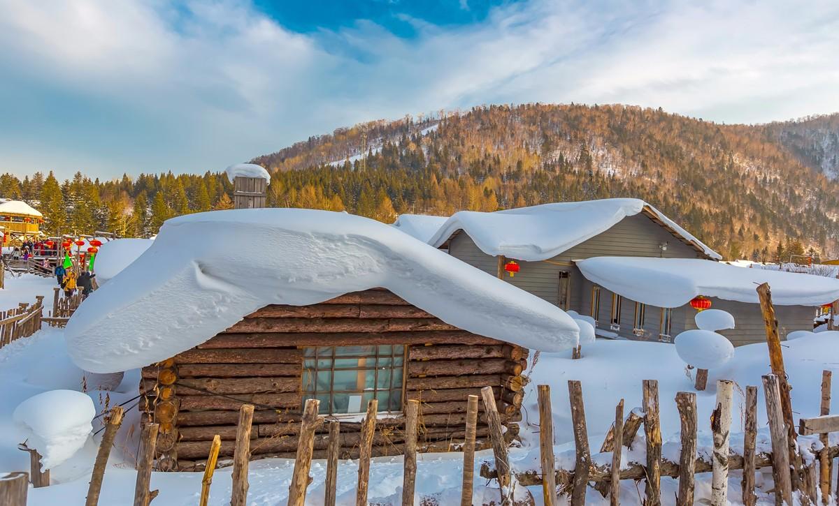 雪乡的雪虽然迷人 但来之不易 成本很高 还是看看照片吧_图1-26