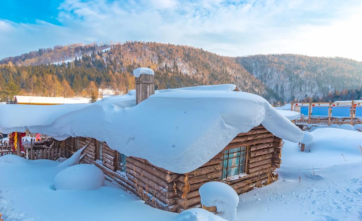 雪乡的雪虽然迷人 但来之不易 成本很高 还是看看照片吧_图1-28
