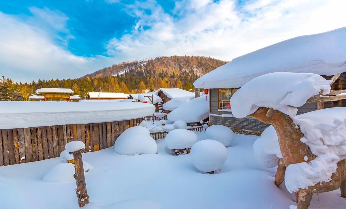 雪乡的雪虽然迷人 但来之不易 成本很高 还是看看照片吧_图1-29