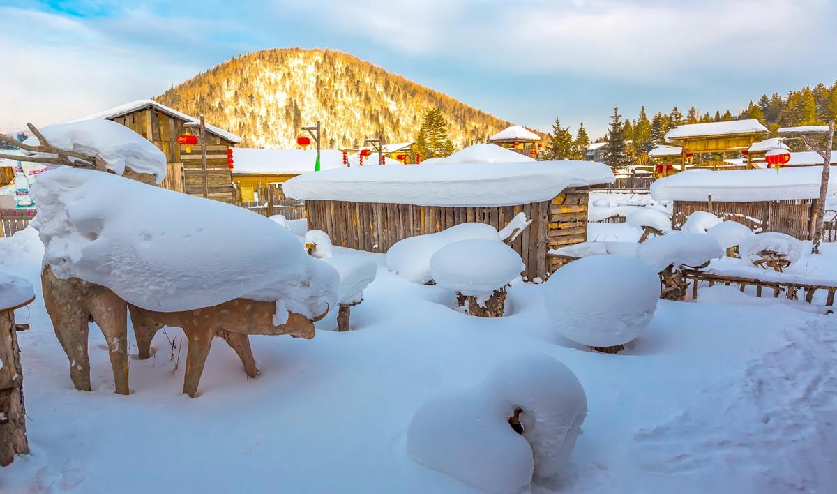 雪乡的雪虽然迷人 但来之不易 成本很高 还是看看照片吧_图1-30