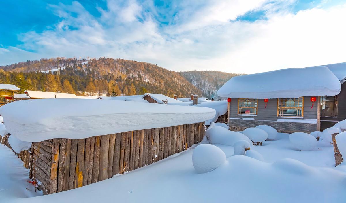雪乡的雪虽然迷人 但来之不易 成本很高 还是看看照片吧_图1-31