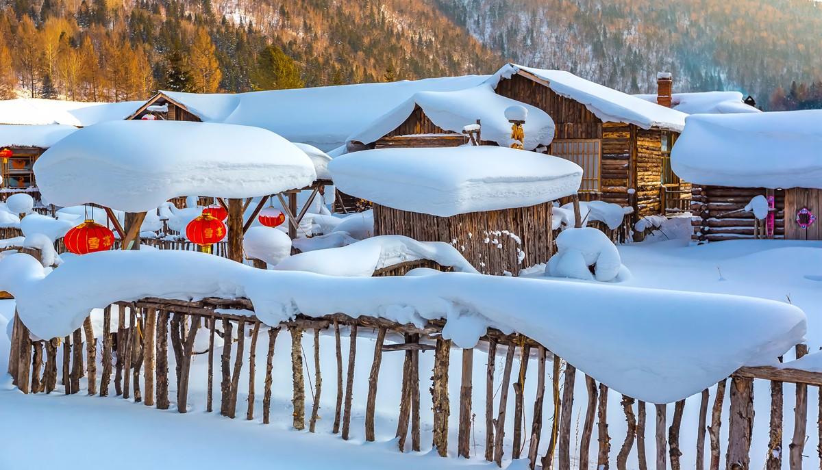 雪乡的雪虽然迷人 但来之不易 成本很高 还是看看照片吧_图1-32