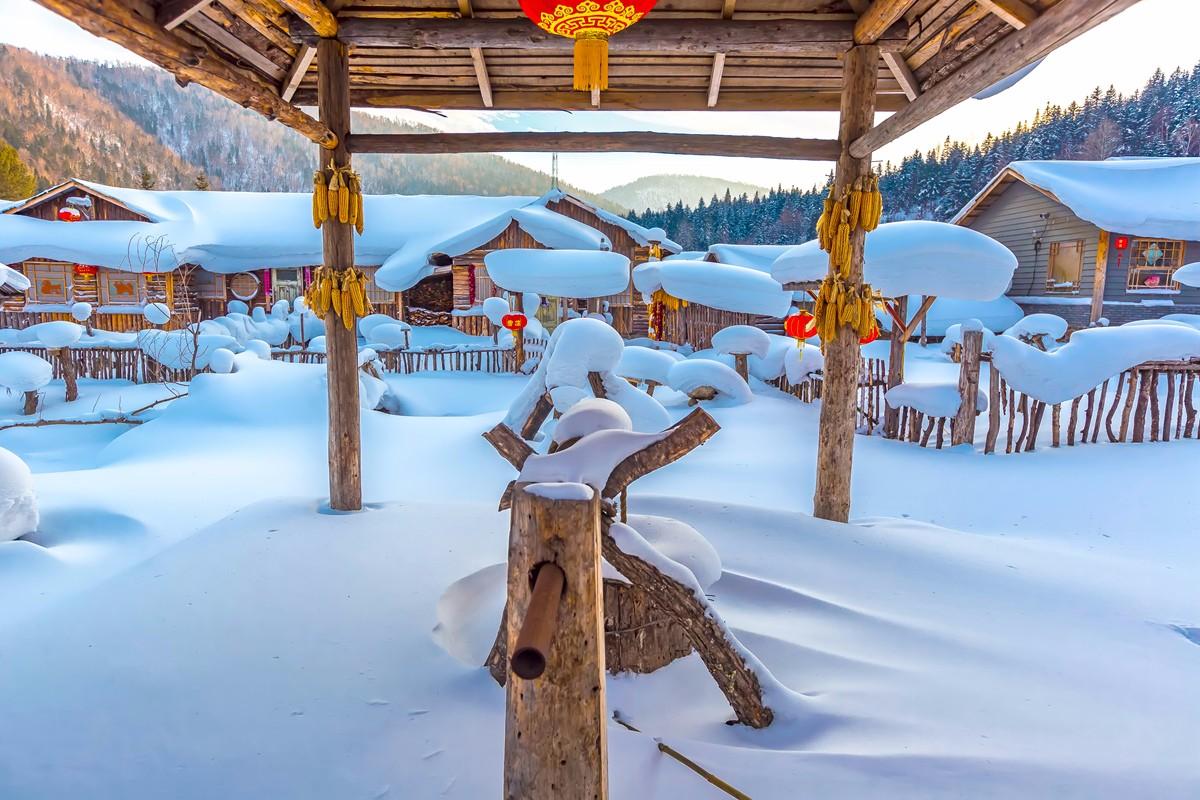 雪乡的雪虽然迷人 但来之不易 成本很高 还是看看照片吧_图1-34
