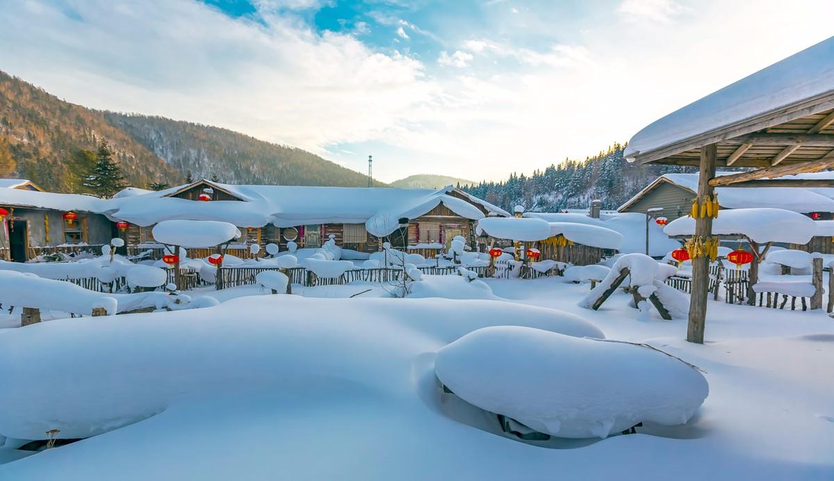 雪乡的雪虽然迷人 但来之不易 成本很高 还是看看照片吧_图1-33