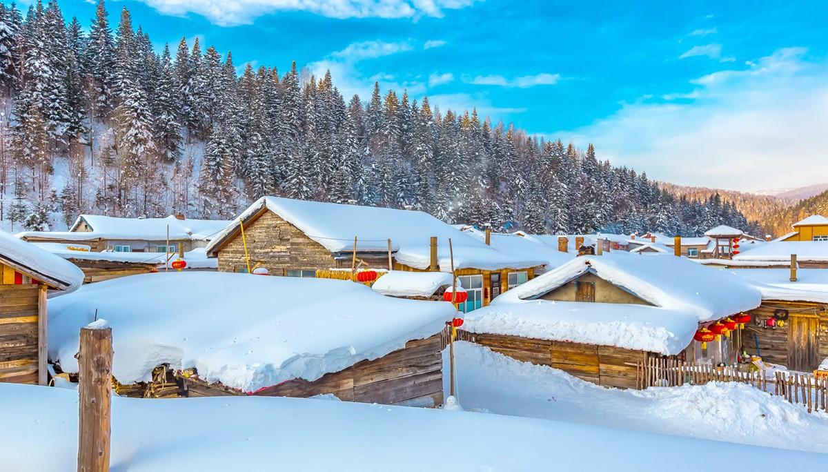 雪乡的雪虽然迷人 但来之不易 成本很高 还是看看照片吧_图1-35