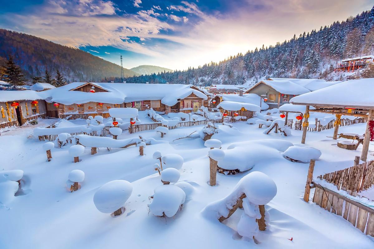 雪乡的雪虽然迷人 但来之不易 成本很高 还是看看照片吧_图1-36