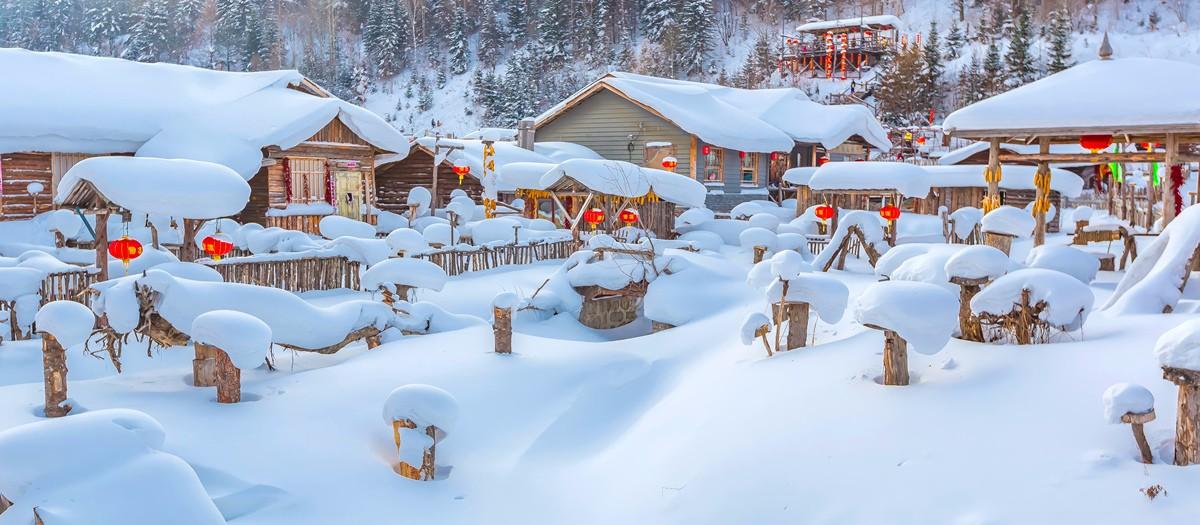 雪乡的雪虽然迷人 但来之不易 成本很高 还是看看照片吧_图1-39