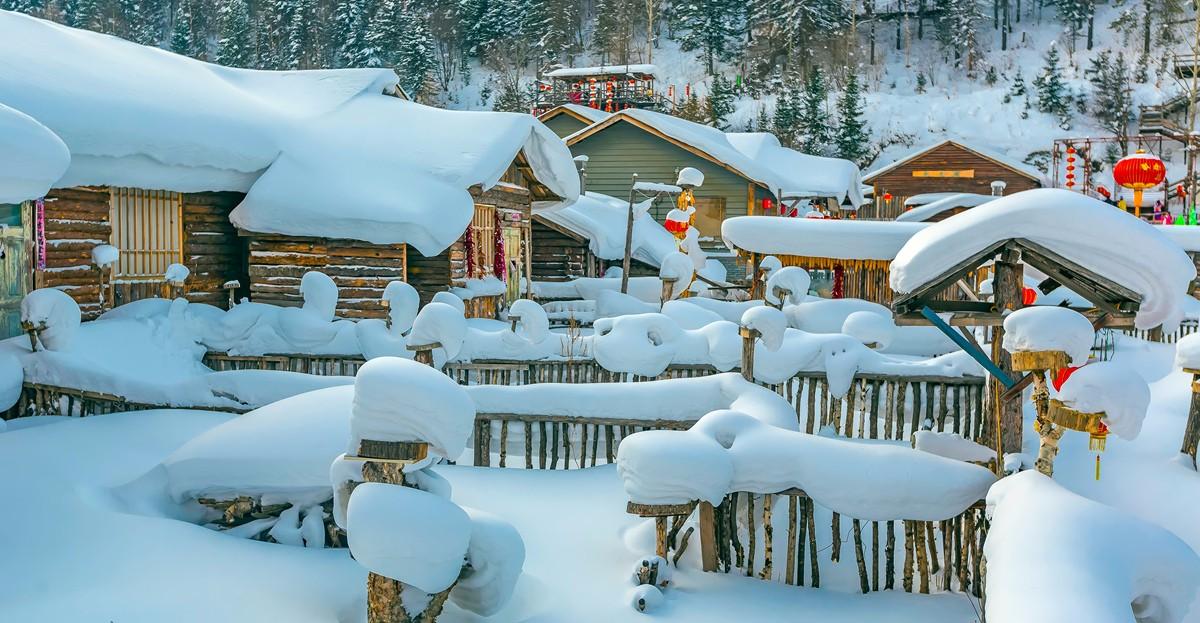 雪乡的雪虽然迷人 但来之不易 成本很高 还是看看照片吧_图1-41