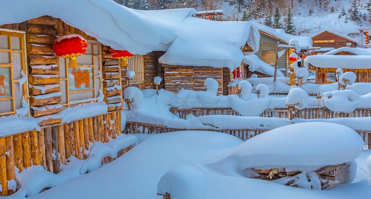 雪乡的雪虽然迷人 但来之不易 成本很高 还是看看照片吧_图1-43