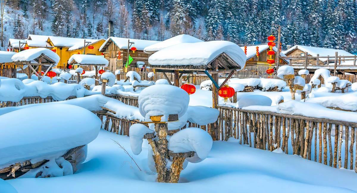 雪乡的雪虽然迷人 但来之不易 成本很高 还是看看照片吧_图1-38