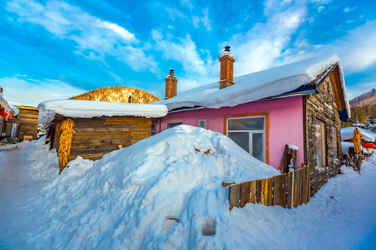 雪乡的雪虽然迷人 但来之不易 成本很高 还是看看照片吧_图1-40