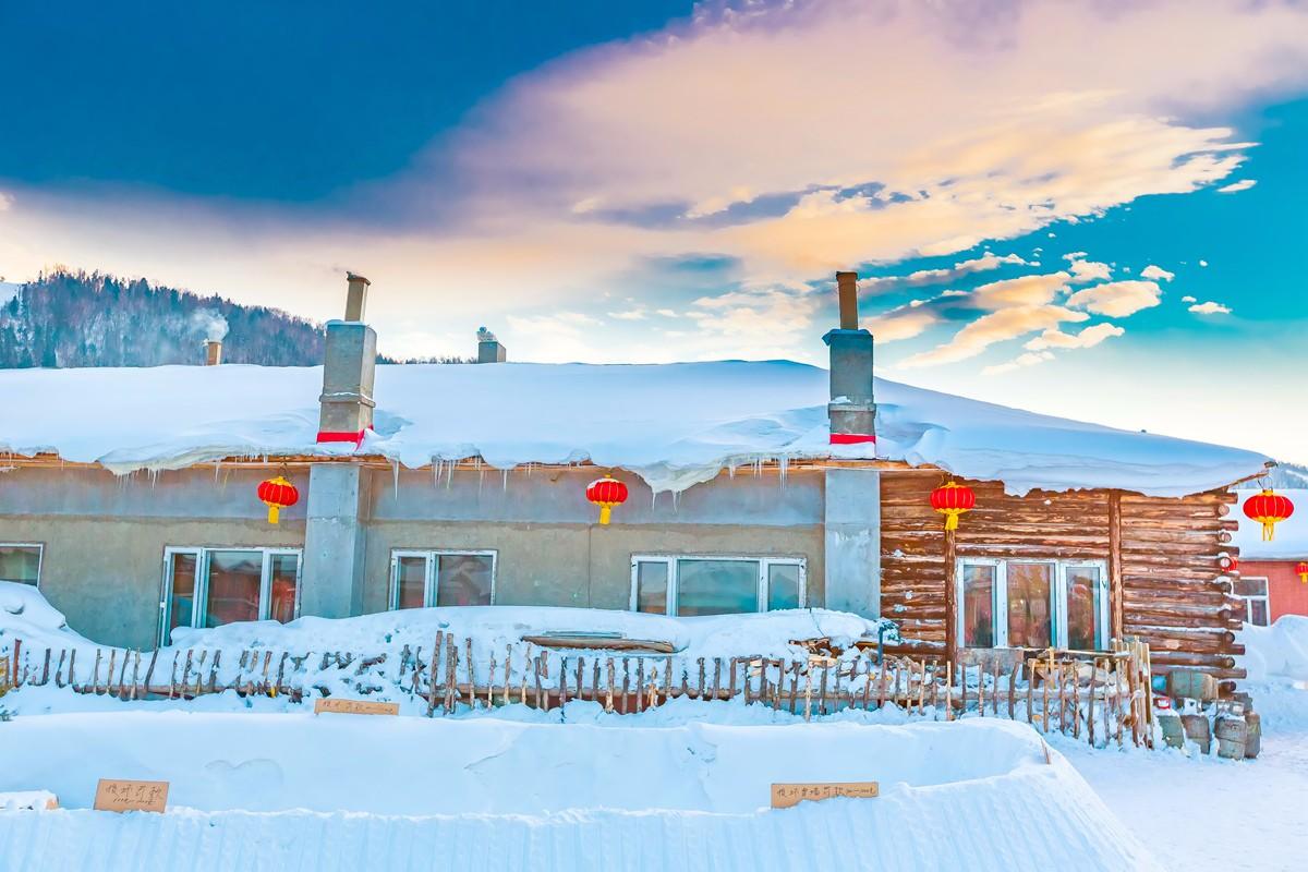雪乡的雪虽然迷人 但来之不易 成本很高 还是看看照片吧_图1-44