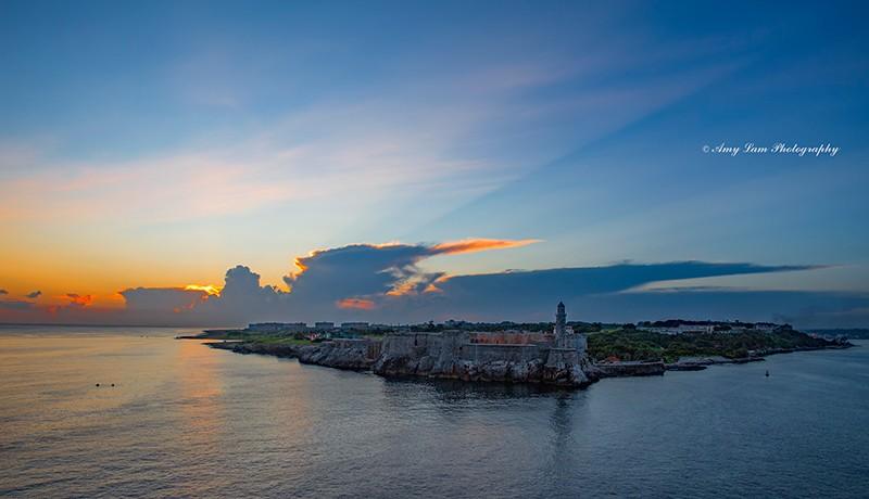 古巴-神秘的国度 (一)早晨!懷舊的哈瓦那_图1-2