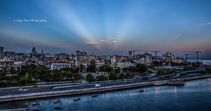 古巴-神秘的国度 (一)早晨!懷舊的哈瓦那_图1-5