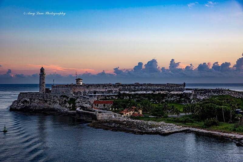 古巴-神秘的国度 (一)早晨!懷舊的哈瓦那_图1-4