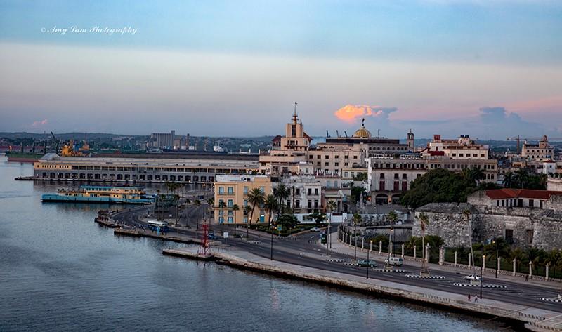 古巴-神秘的国度 (一)早晨!懷舊的哈瓦那_图1-6