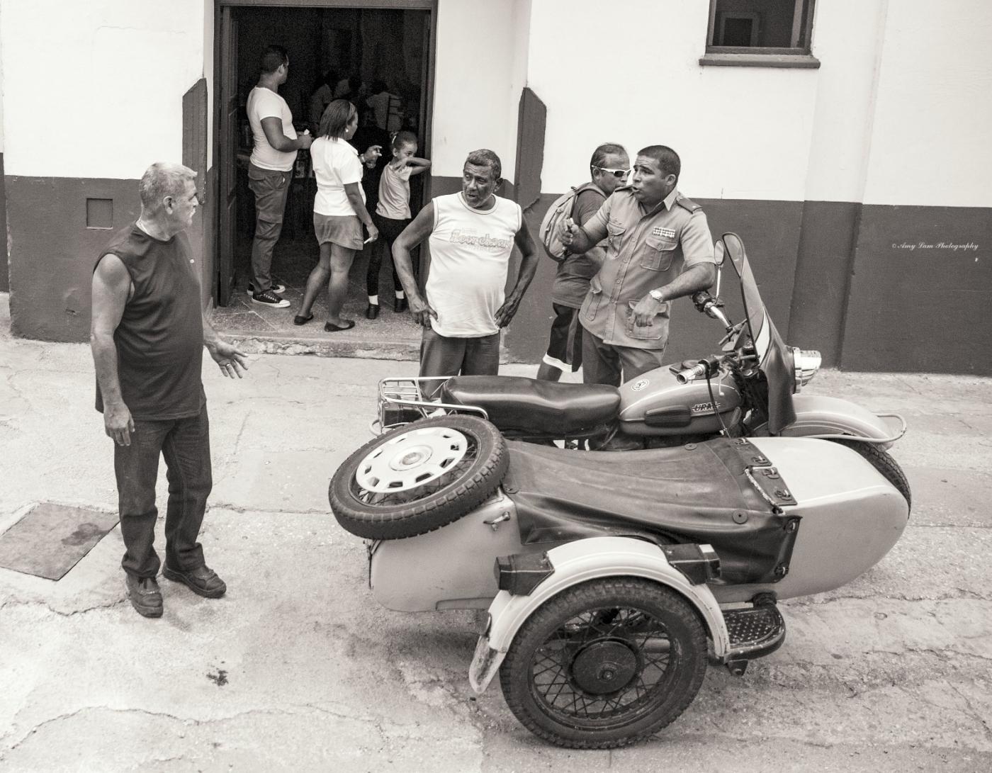 古巴-神秘的国度 (一)早晨!懷舊的哈瓦那_图1-22