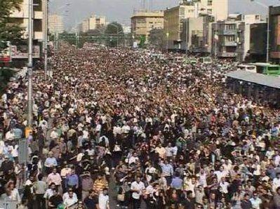 伊朗人或开启伊斯兰世界宗教改革的大门_图1-1