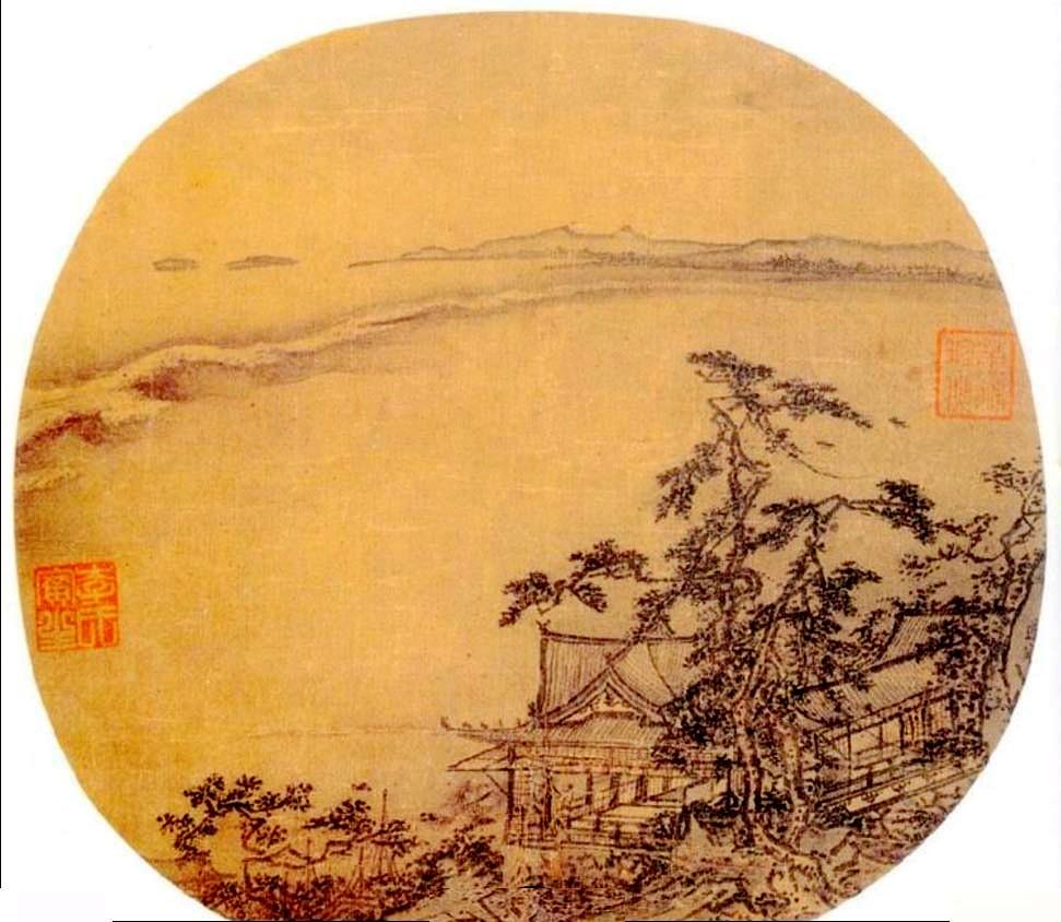中国画·古松观止     第一部分_图1-9