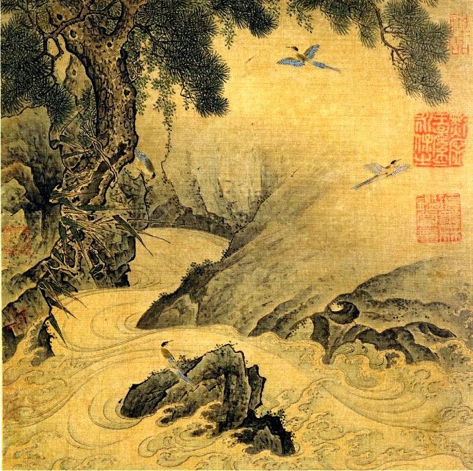 中国画·古松观止     第一部分_图1-14