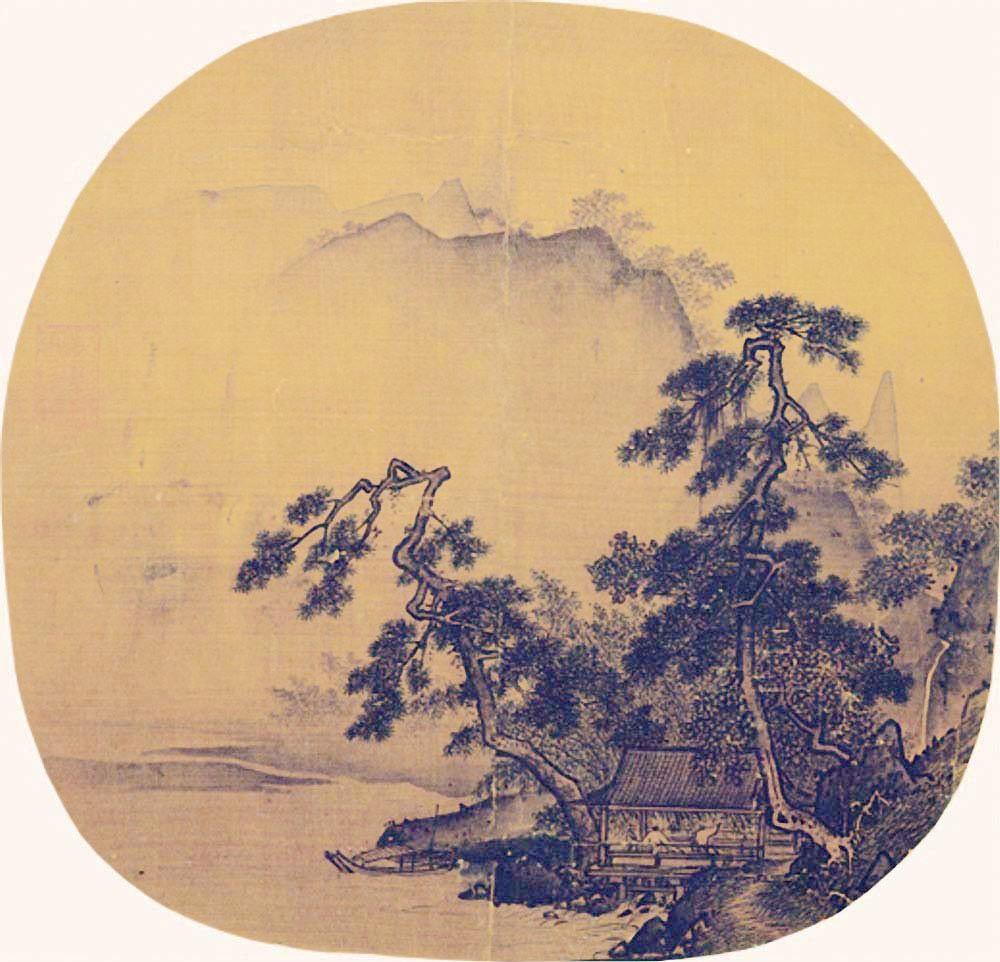 中国画·古松观止     第一部分_图1-26