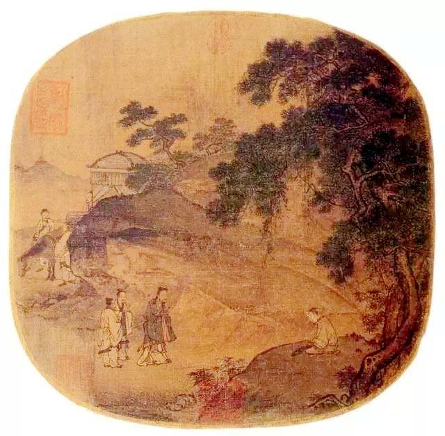 中国画·古松观止     第一部分_图1-31