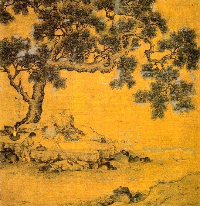 中国画·古松观止     第一部分_图1-32