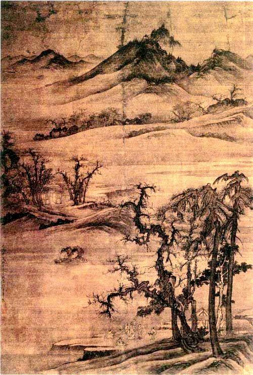 中国画·古松观止     第一部分_图1-44
