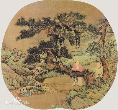 中国画·古松观止     第一部分_图1-48