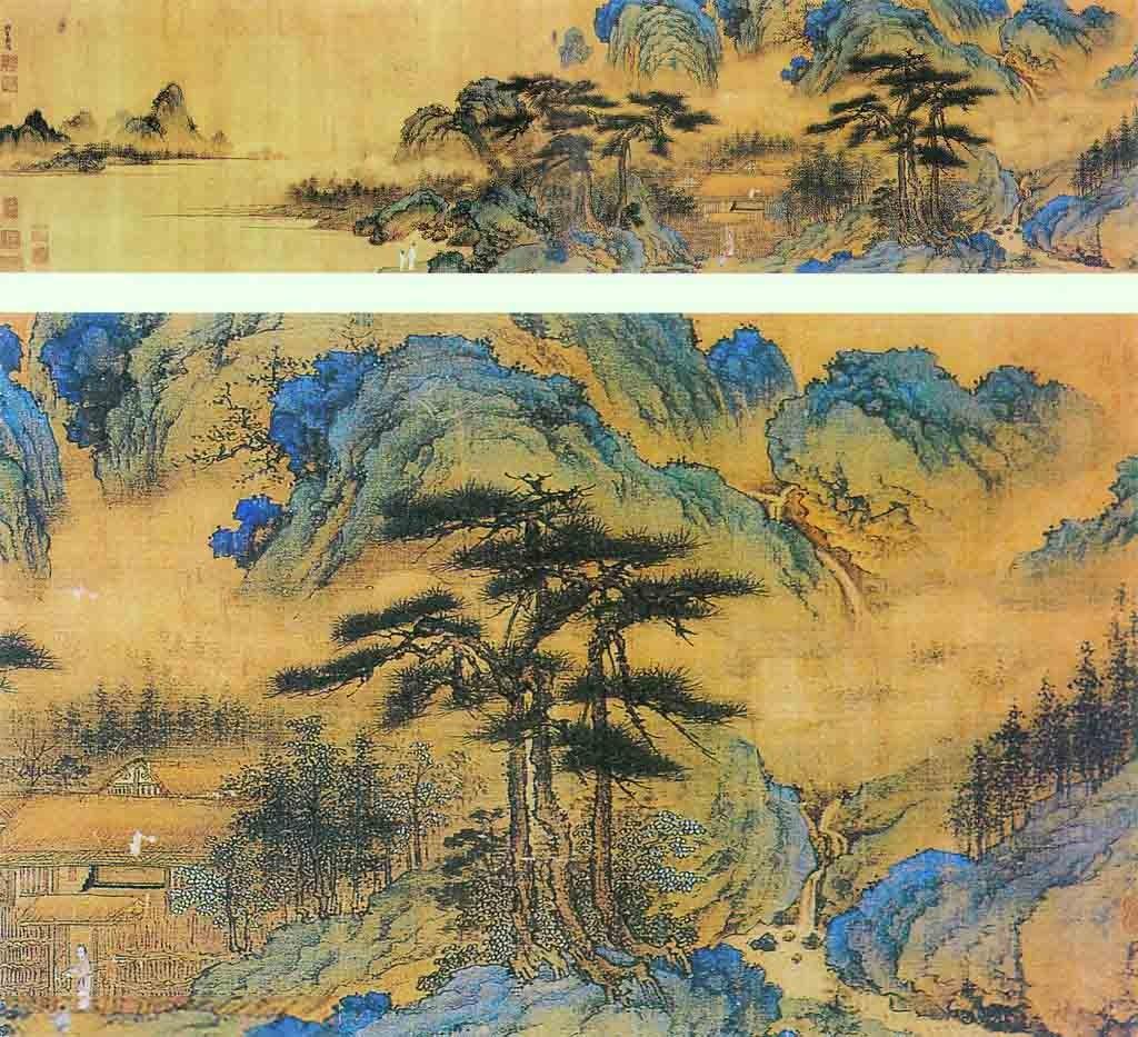 中国画·古松观止     第一部分_图1-49