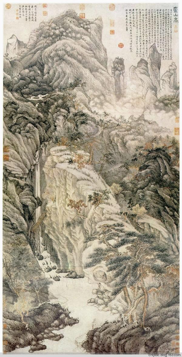 中国画·古松观止     第一部分_图1-52