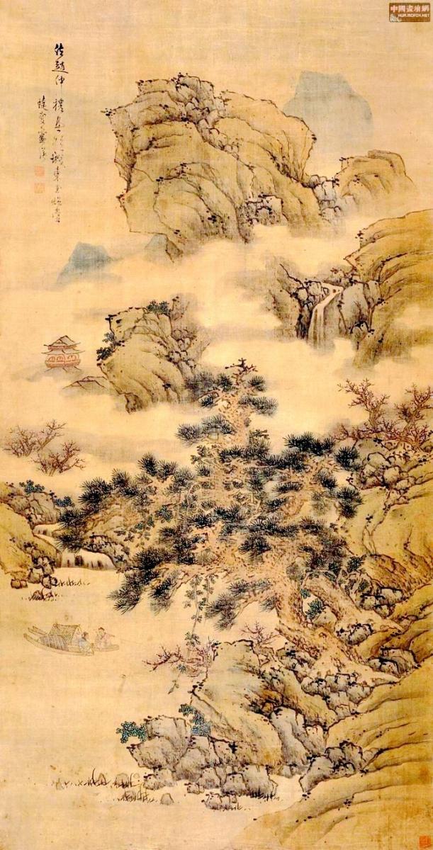 中国画·古松观止     第一部分_图1-65
