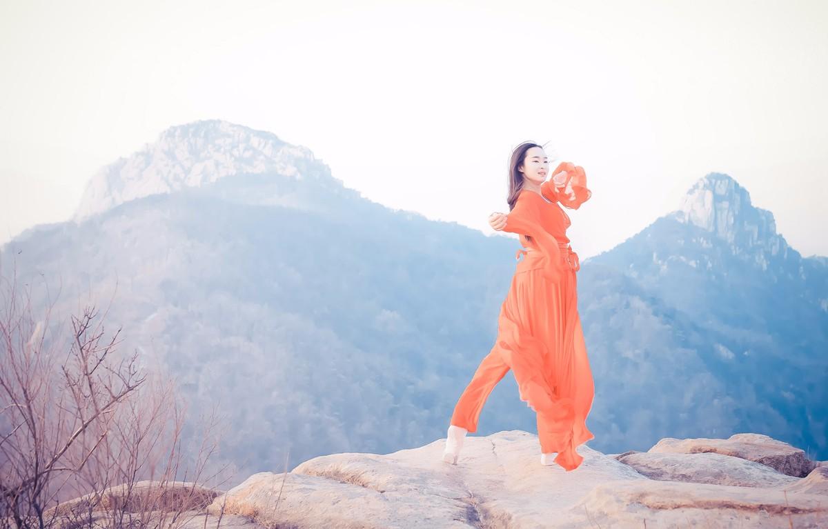 沂蒙摄影人在蒙山之巅迎接新年的第一缕阳光_图1-8