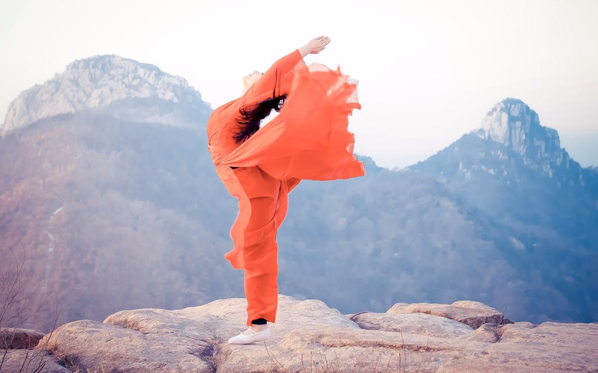 沂蒙摄影人在蒙山之巅迎接新年的第一缕阳光_图1-10