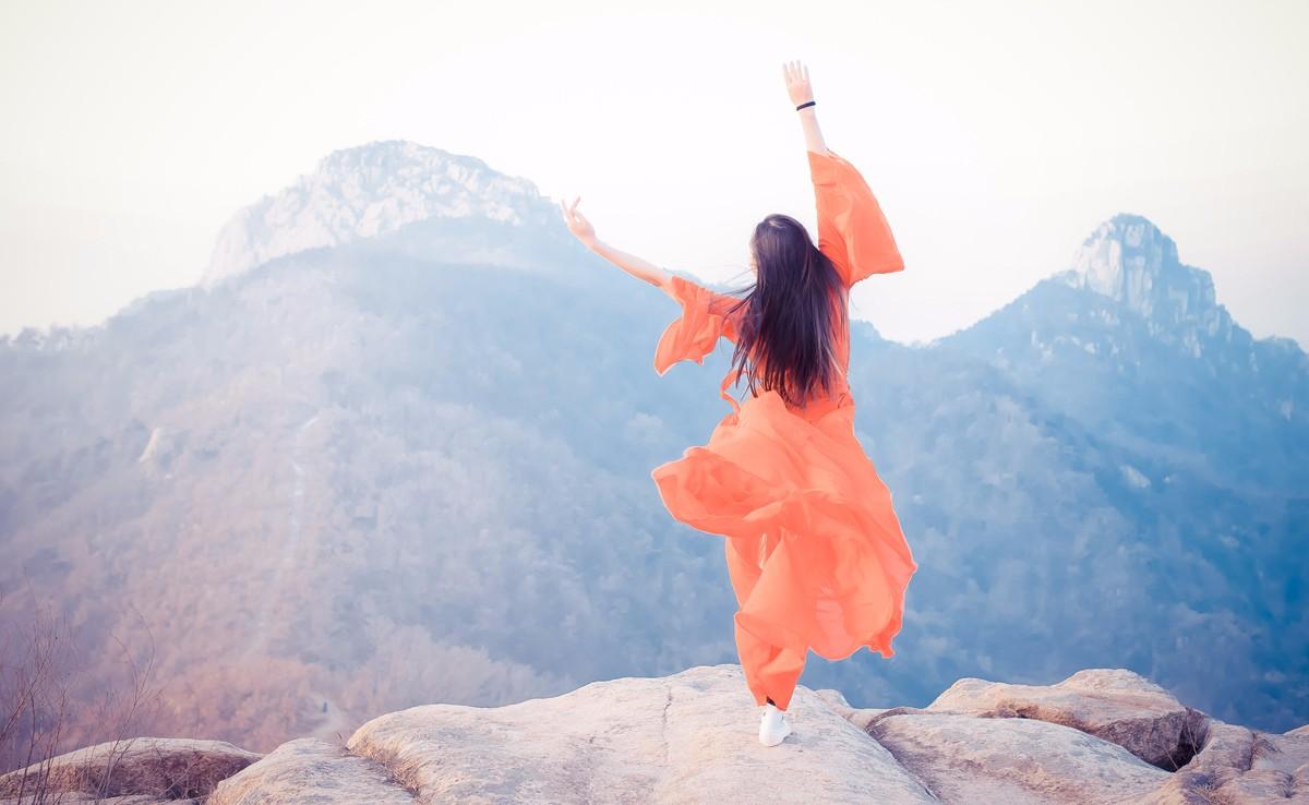 沂蒙摄影人在蒙山之巅迎接新年的第一缕阳光_图1-7