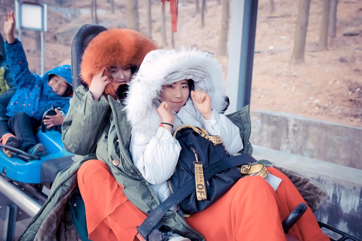 沂蒙摄影人在蒙山之巅迎接新年的第一缕阳光_图1-12