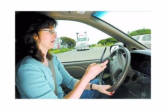 華盛頓州對開車打手機實行罰款_圖1-1