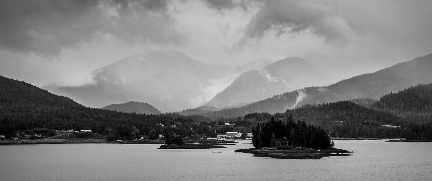阿拉斯加,遠去的風景_圖1-5
