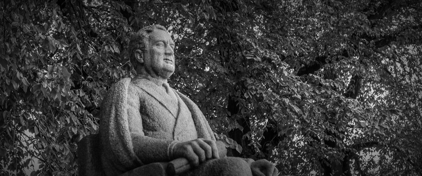 挪威奥塞罗,街头著名雕塑_图1-8