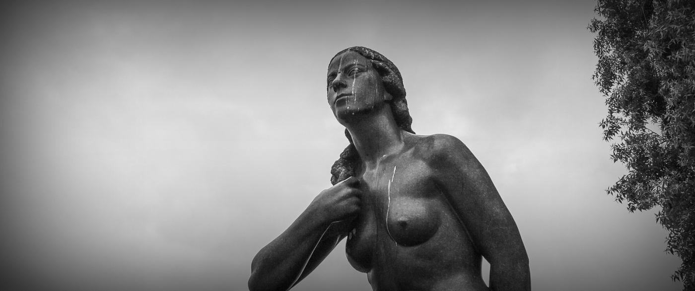 挪威奥塞罗,街头著名雕塑_图1-7