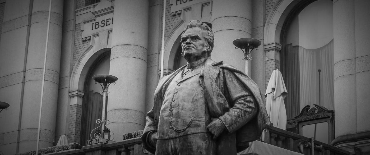挪威奥塞罗,街头著名雕塑_图1-6