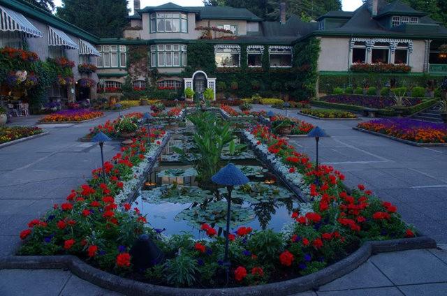 加拿大Italian Garden 花园_图1-32