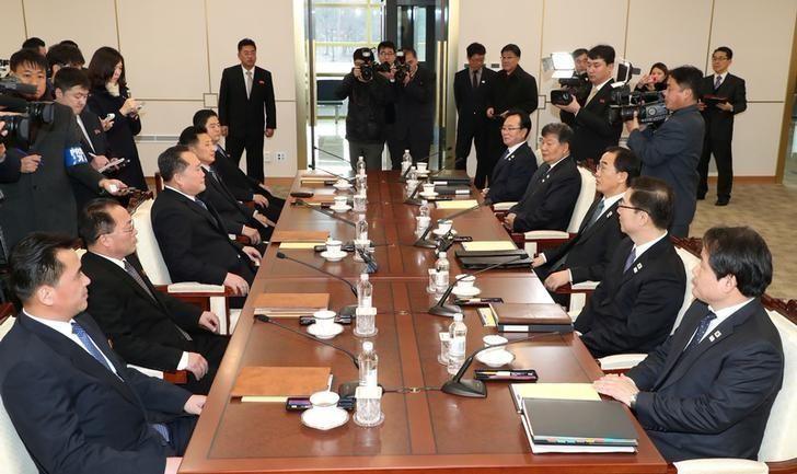 朝、韩会谈进展顺利对中国是忧是喜?_图1-1