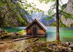 Lake View 湖