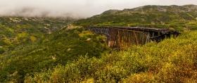 阿拉斯加归来,那座断桥