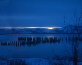 塔霍湖的冬天(二)