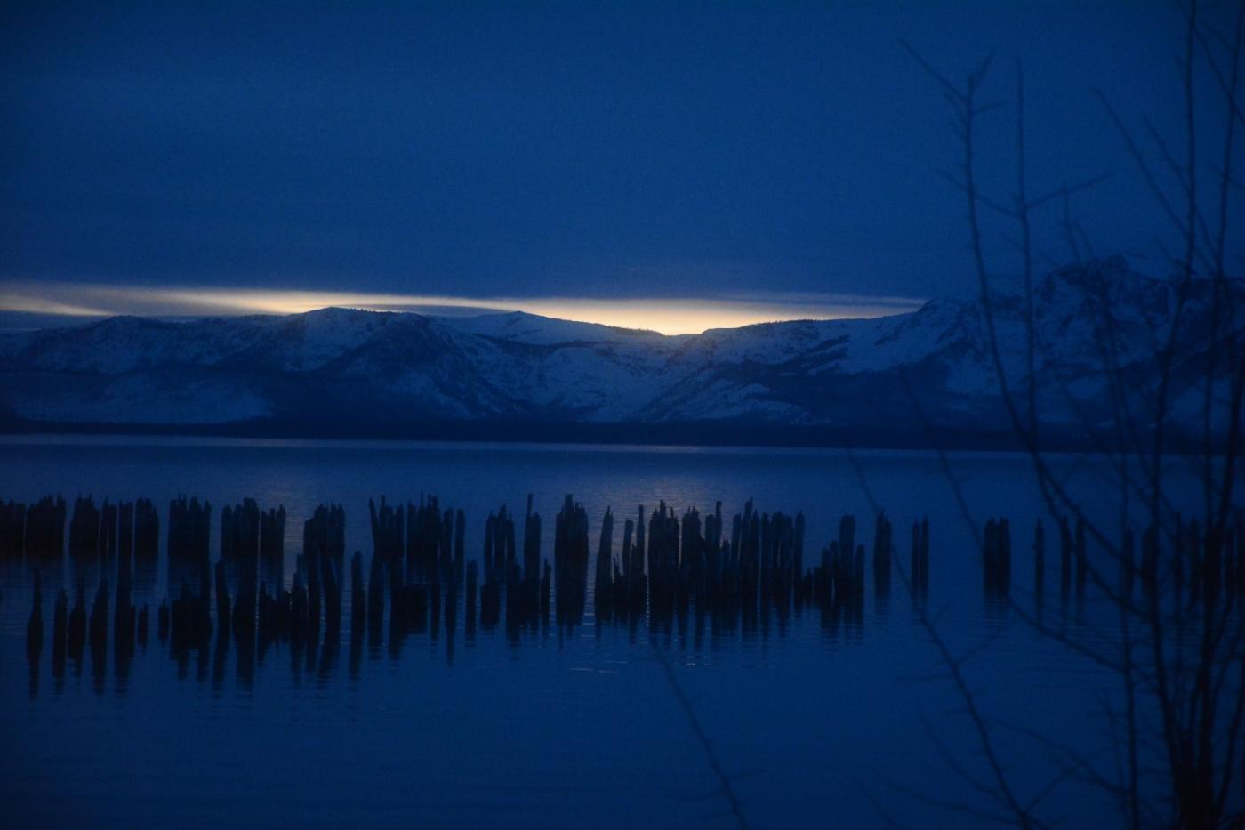 塔霍湖的冬天(二)_图1-8