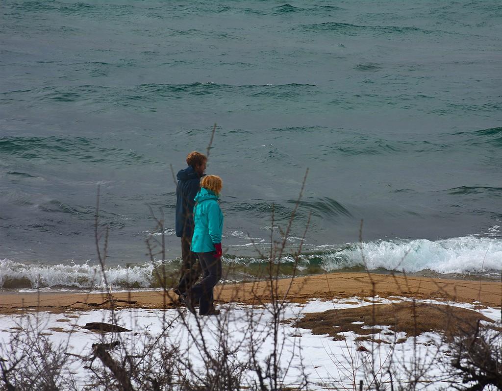 塔霍湖的冬天(二)_图1-10