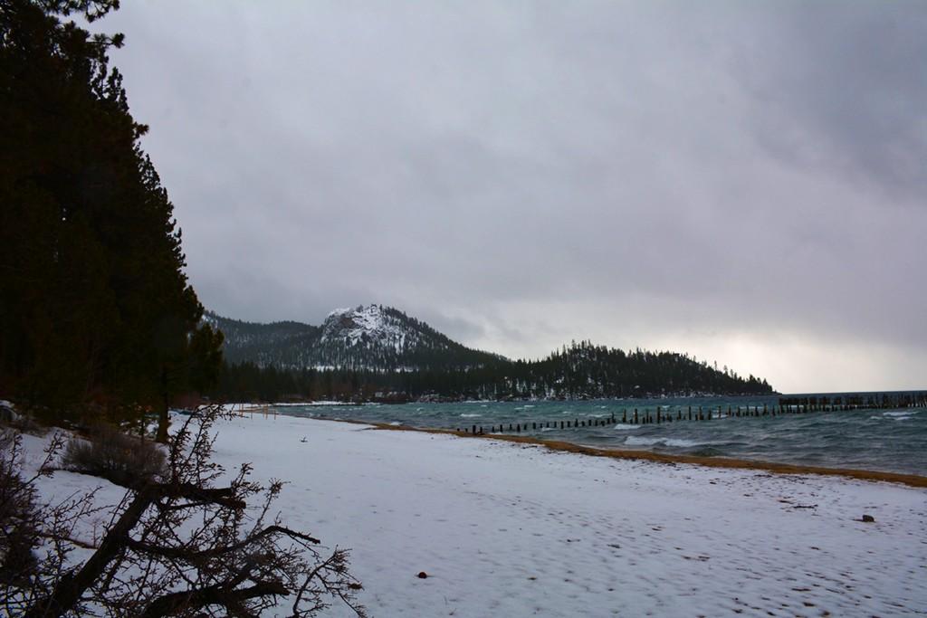 塔霍湖的冬天(二)_图1-11